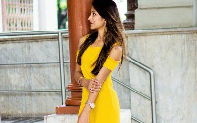 Shining In Yellow