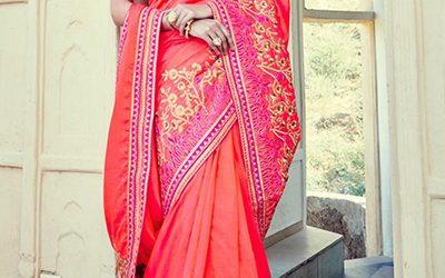 Best Accessories To Wear With Designer Silk Sarees