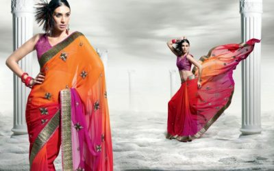 Saree: The Most Beautiful Indian Attire!